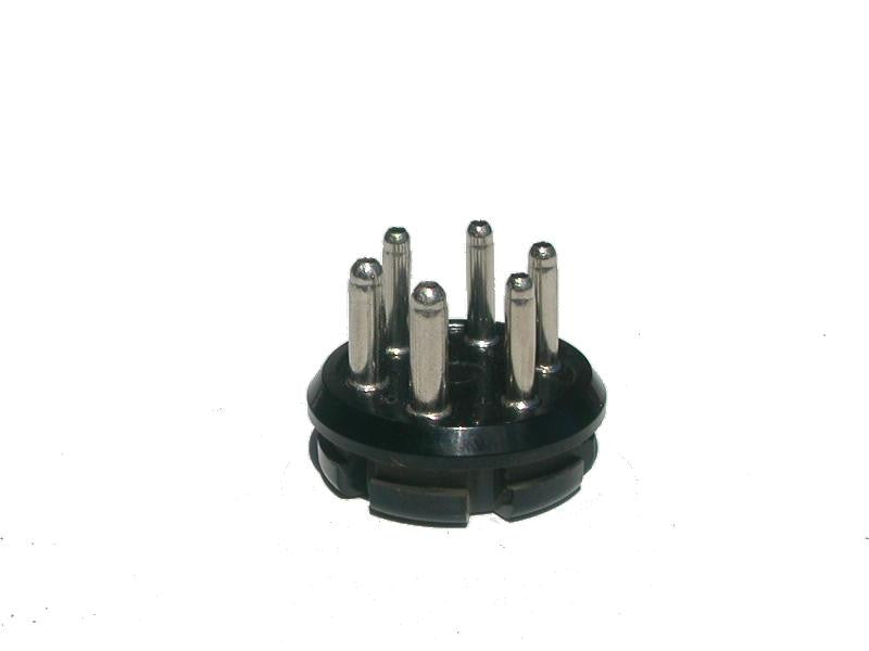 6 pin male Hammond / Leslie Cable Connector