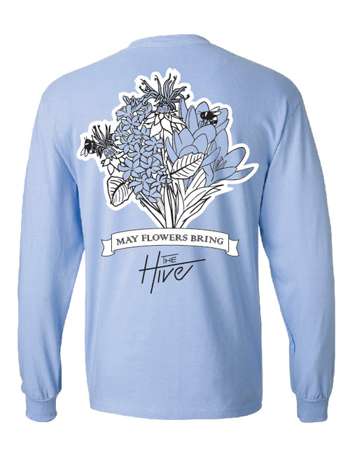 May Flowers Long Sleeve