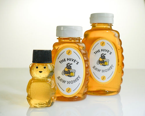 The Hive's Raw Honey