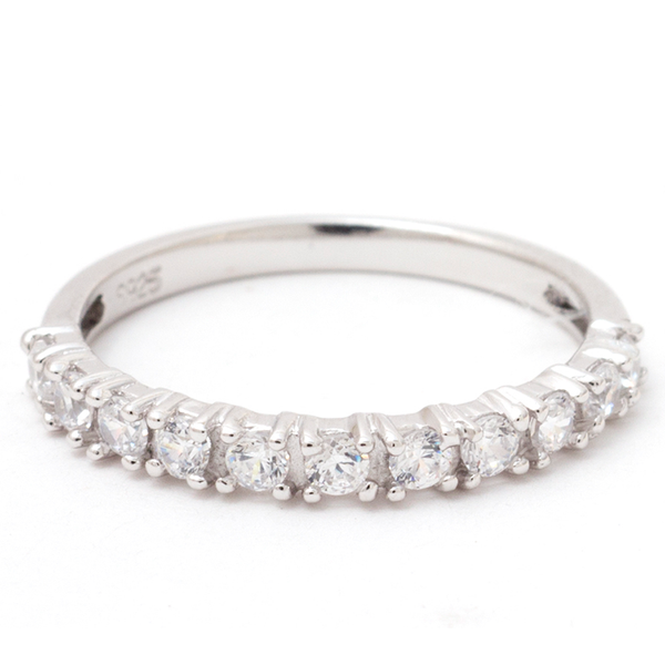 Dazzling Diamond Band Ring