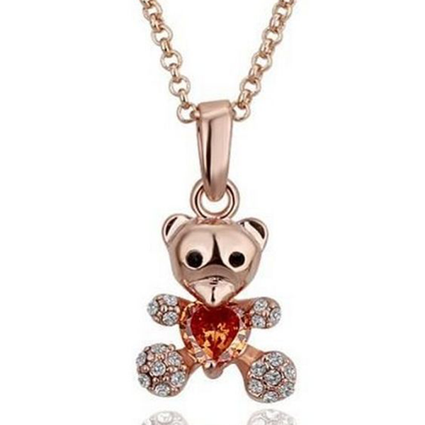 Teddy Bear Pendant