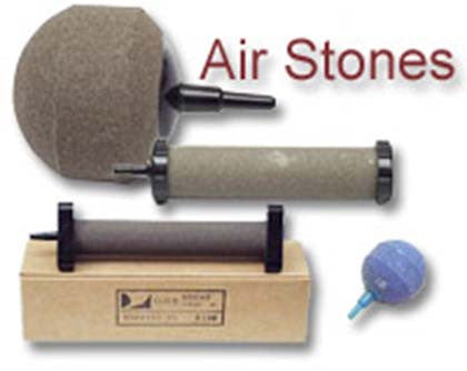 Air Stone Cylinder