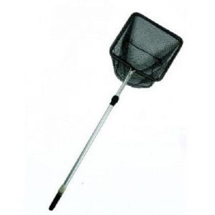 2-Piece Aluminum Square Telescopic Koi Net