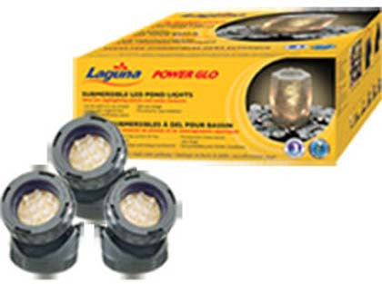 Laguna Powerglo Submersible 12 LED Pond Lights