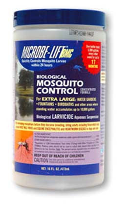 Biological Mosquito Control