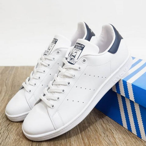 ADIDAS STAN SMITH NAVY  (41 1/3, 42 2/3, 43 1/3, 44, 46)