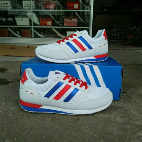 Adidas City Racer White France