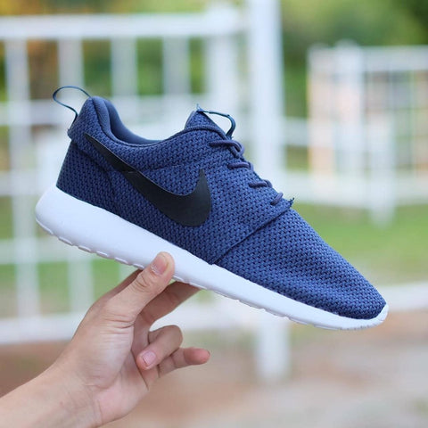 NIKE ROSHE RUN Midnight Navy