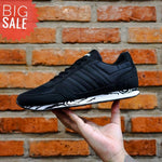 Adidas CITY RACER All Black Motif