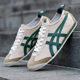 ONITSUKA TIGER MEXICO 66 Brown Green