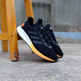ADIDAS SUPERNOVA BOOST Black Orange