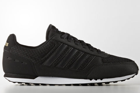 Adidas Neo City Racer Triple Black  (Size Men Complete)