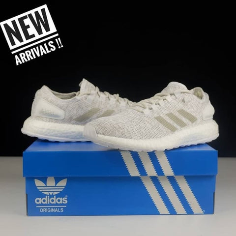 Adidas Pureboost LTD All White (BNWB)