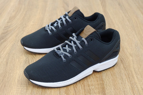 Adidas ZX FLUX Carbon Black  ||  (Sold Out)