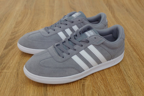 Adidas NEO Cross Court Steel Grey  ||  (Sold Out)