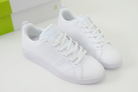 Adidas Neo Advantage Clean All White