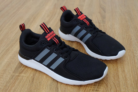 Adidas Cloudfoam Lite Flex Black Grey  ||  (SOLD OUT)