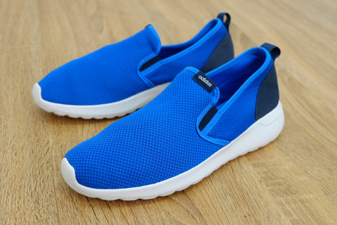 Adidas NEO CLoudfoam Lite Slip ON Blue  ||  (Sold Out)