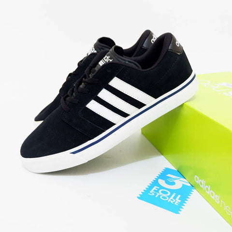 Adidas Cloudfoam Superskate Black white - 40 2/3 , 41 1/3 , 42 , 43 1/3, 44