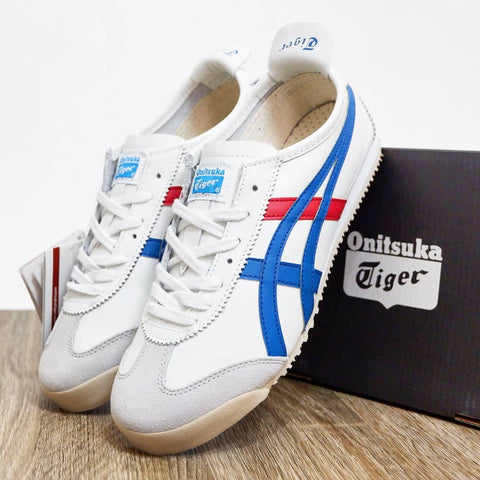 Onitsuka Tiger White List blue Classic (BNIB) - Size Complete