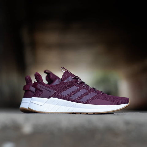 Adidas Questar Ride Maroon Gum - (Size Men Complete)