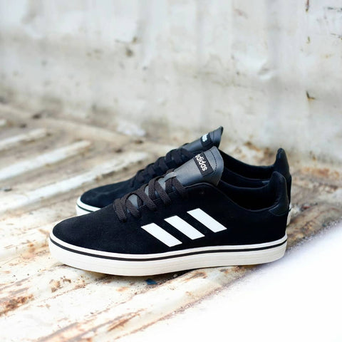 best sneakers 51eb5 884f5 ... more photos 4b477 7f111 Adidas True Chill Black Suede BNWB - (Size Men  Complete)