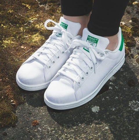 Adidas Stan Smith Women Classic White Green  ||  (36 2/3 Hingga 40)