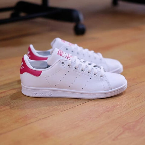 Adidas Stan Smith White Pink BNWB - Size Women Complete