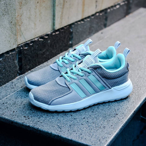 Adidas CF Lite Racer Grey Tosca BNWB || (Size Women Complete)