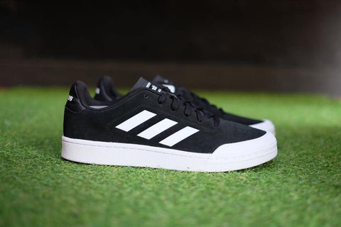 Adidas Court 70s Skateboarding Core Black BNWB - Size Men Complete