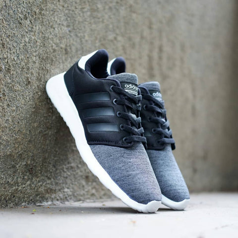 Adidas Neo Label QT Racer Black Grey  (BNWB)