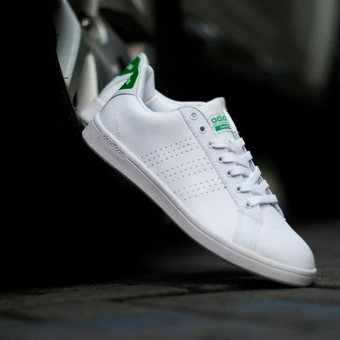 Adidas Advantage Cloudfoam Clean White BNWB - Size Men Complete