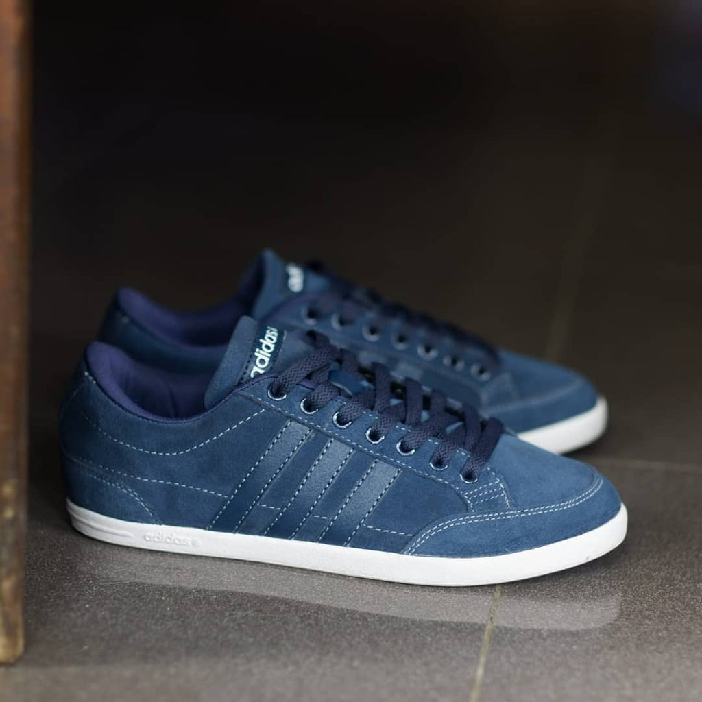 2e41296214f Adidas Neo Caflaire Full Navy - (Size Men Complete)
