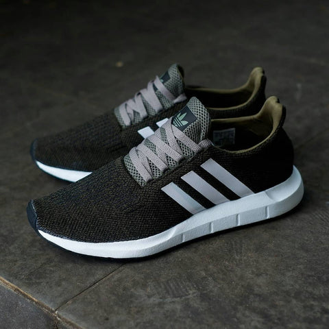 Adidas Swift run Dark Green List White (Size Women Complete)