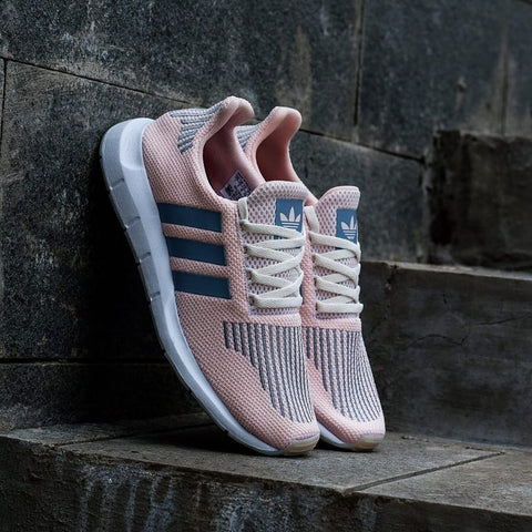 ADIDAS  SWIFT RUN peach grey 36 2/3. 37 1/3. 38, 38 2/3. 39 1/3. 40