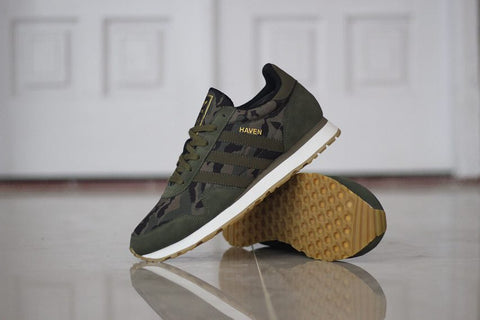 Adidas  HAVEN Army BNWB - Size Men Complete