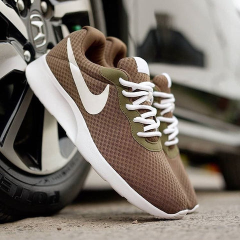Nike Tanjun brown green BNWB - 40, 41, 42, 43, 44, 45