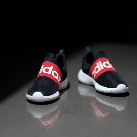 Adidas BYD Slip On Black Red