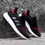 Adidas SWIFT RUN Black Red