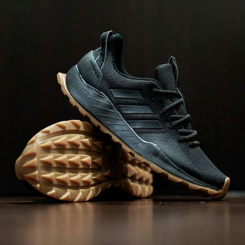 Adidas Questar Trail Black Sole Gum