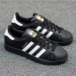 Adidas Superstar Foundation Black White (BNWB)