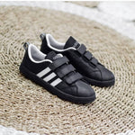 Adidas NEO ADVANTAGE VELCROW Black List White
