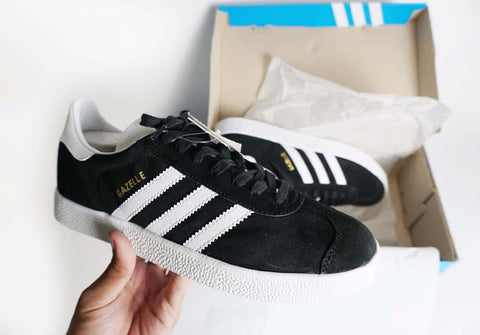 Adidas Gazelle  Black White (BNWB)