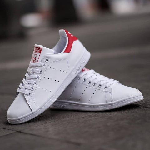 Adidas Stansmith White Red