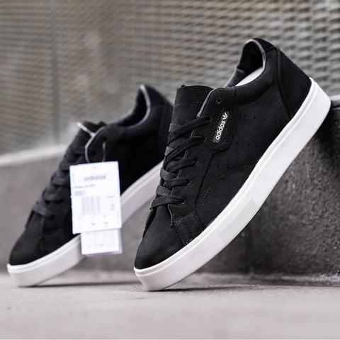 Adidas Sleek Black White (BNIB)