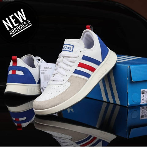 Adidas Court 80s White France (BNIB)