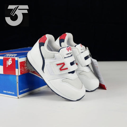 New Balance 996 Kids White Strap (BNWB)