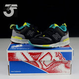 New Balance Kids Black Strap (BNWB)
