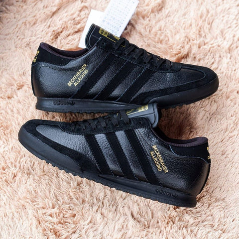 Adidas Beckenbauer Allround All Black Gold (BNIB)