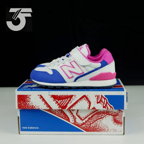 New Balance Kids Blue Pink (BNWB)
